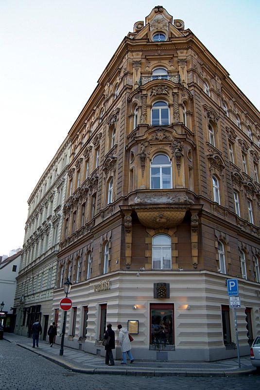 Corner Building Prague 02