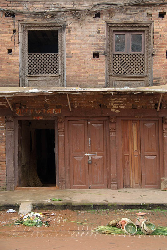 Buildings in Bhaktapur 02
