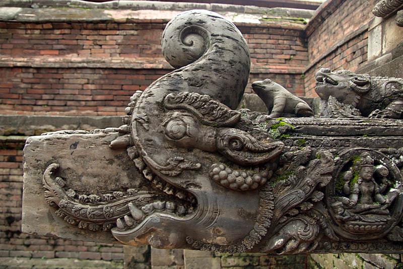 Hiti in Bhaktapur