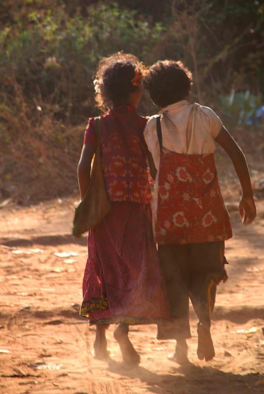 Beggar Children Arambol
