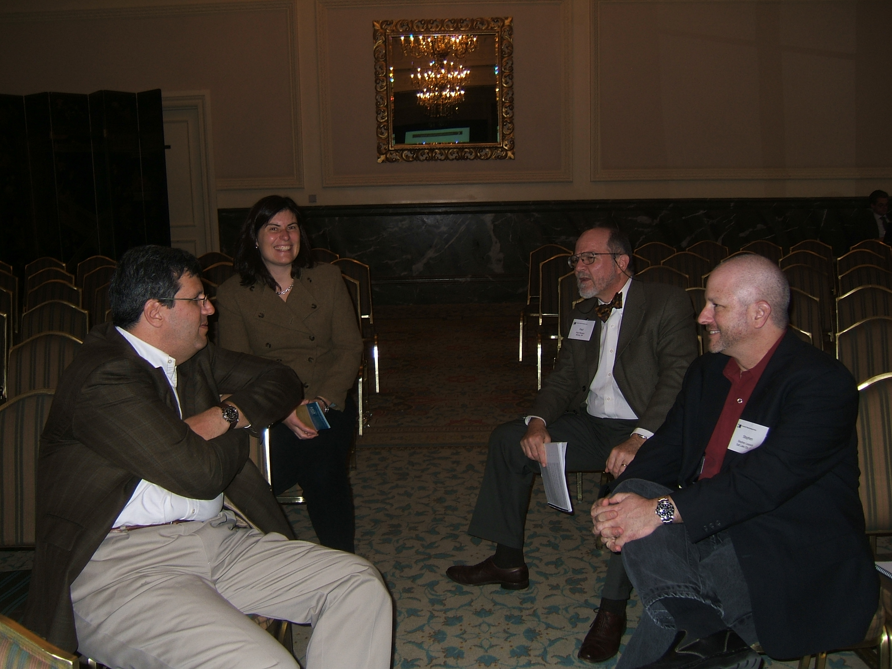 Jonathon Weber and colleagues