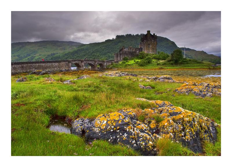 Eilean Donann Castle, Loch Duich