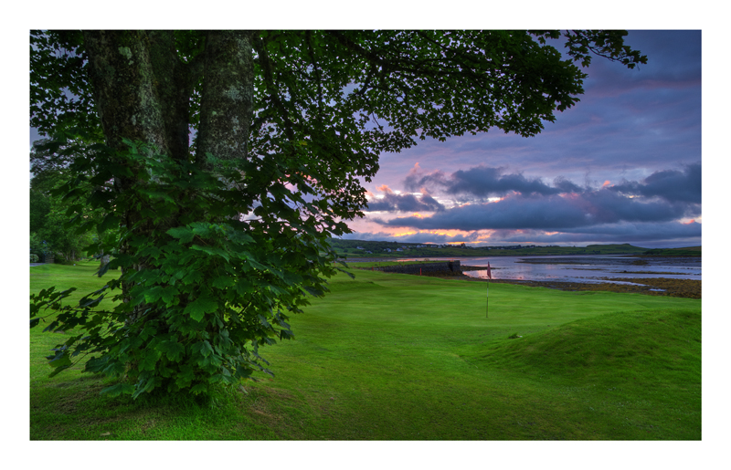 Skeabost Golf Club,Isle of Skye