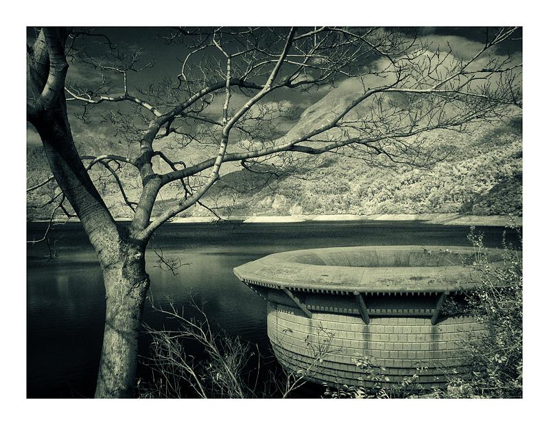 Shek Pik Reservoir