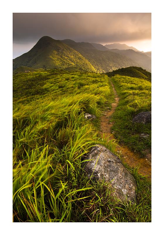 Kwun Yam Shan, Lantau