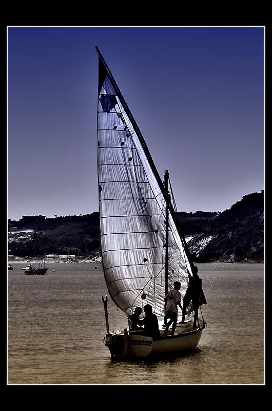 ... Sail boat !!!!