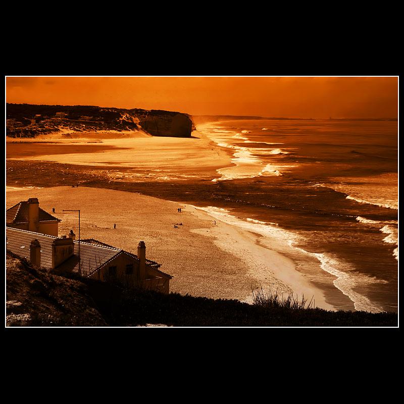 Foz do Arelho - Portugal