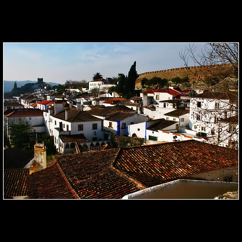 ... Obidos views ...