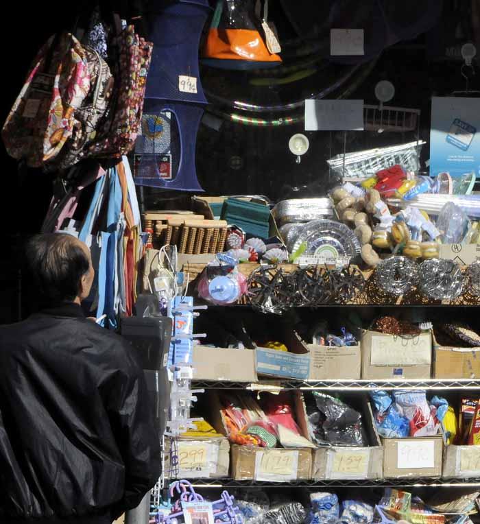 San Franciscos Chinatown