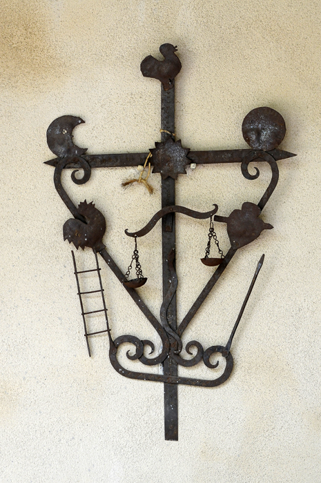 An Epic in Wrought Iron