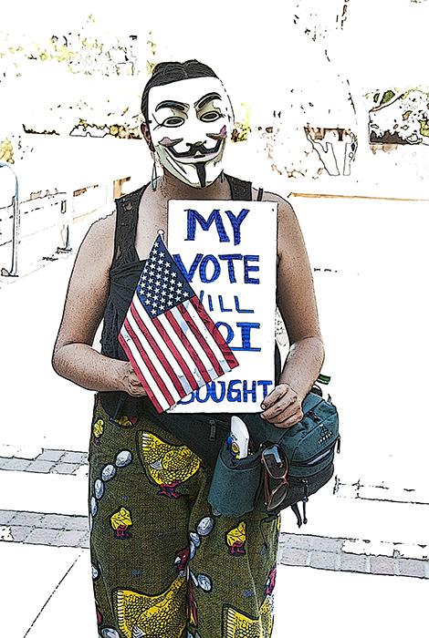 Move to Amend Citizens United!