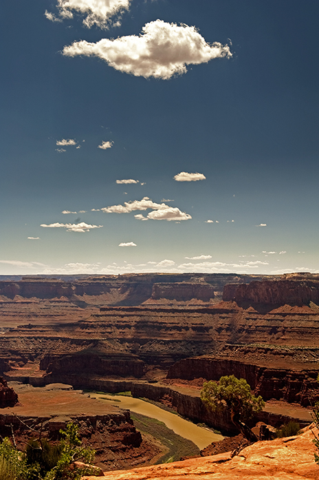 Dead Horse Point Lookout