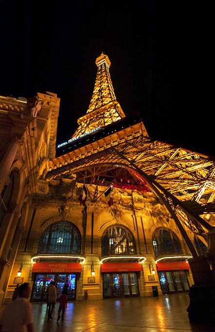 Paris Entry
