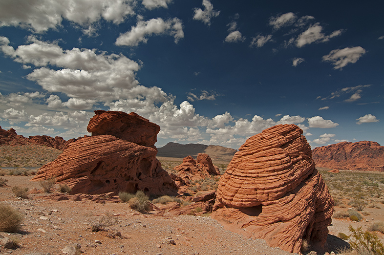Beehive Rock Formations