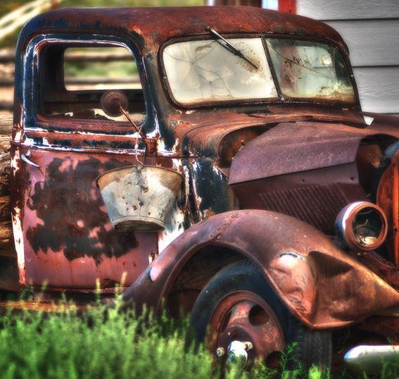 Rusted Dreams