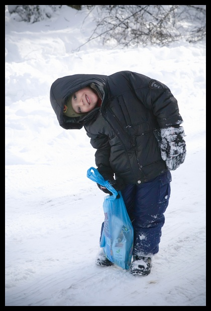 0072.He was a trooper in the snow!