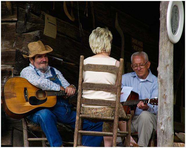 Ken Hales, Kentucky Bluegrass Lesson