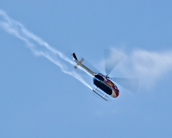 2010 Air Show Helicopter