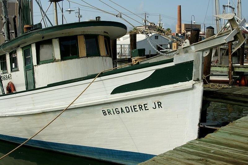 Brigadiere Jr. - Shrimp Boat