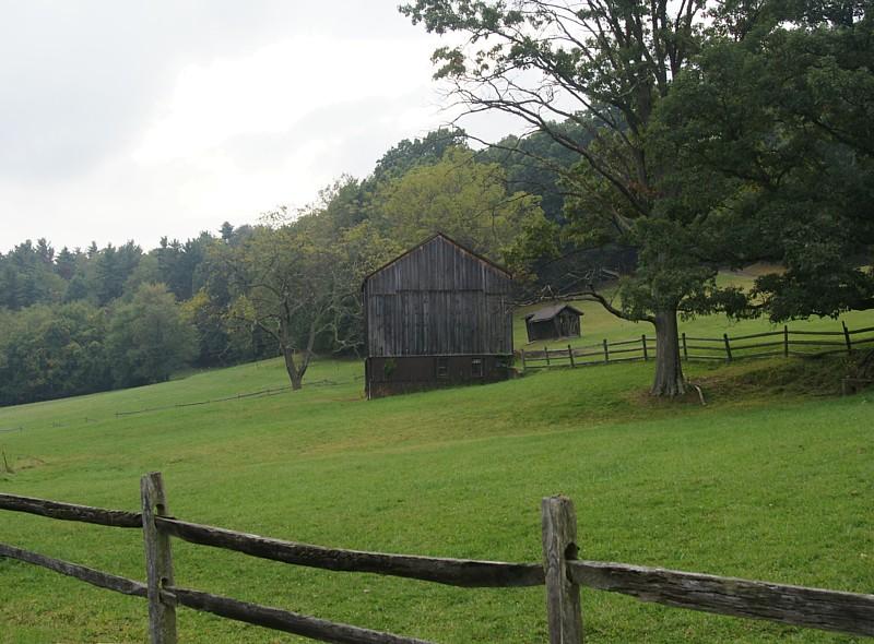 Pasture at Hartwood Acres