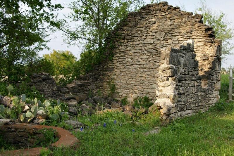 Ruins @ Old Baylor