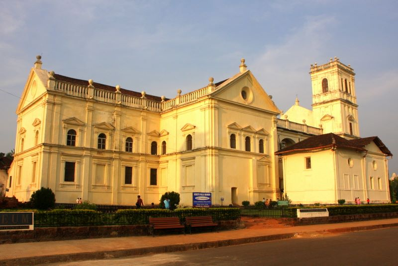 Sé Cathedral of Santa Catarina, Goa