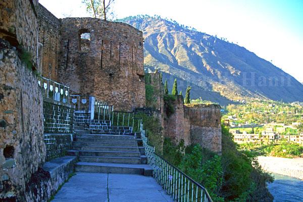 Muzaffarabad Fort