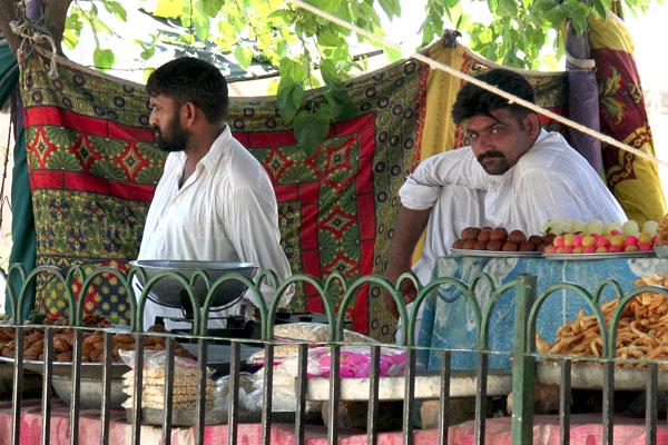 Sweet Vendors