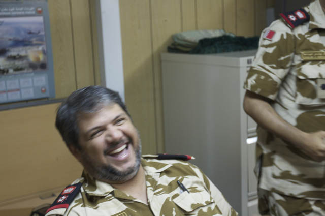 LTCOL Ahmed Bu-Hammood