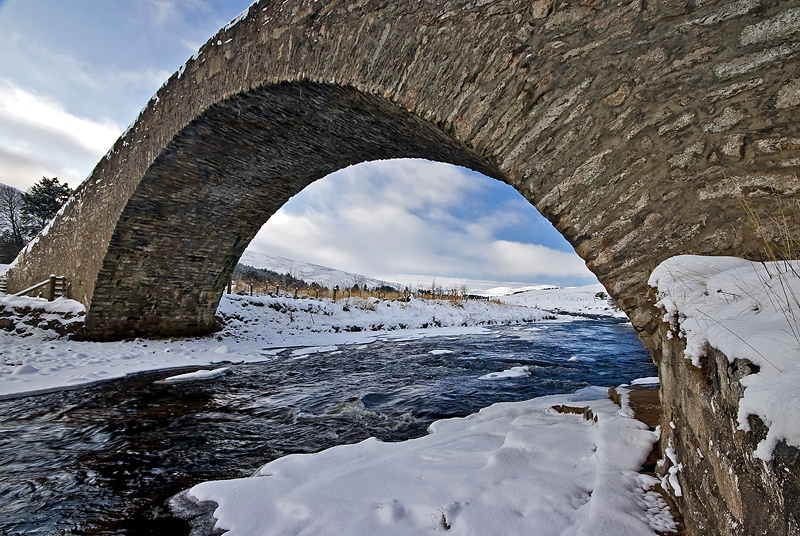 Gairnshiel Bridge