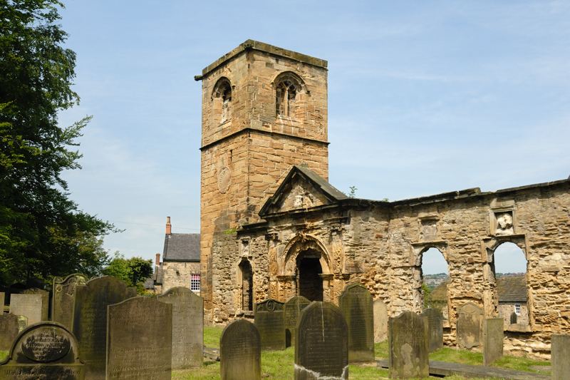 The Old Church, Wentworth