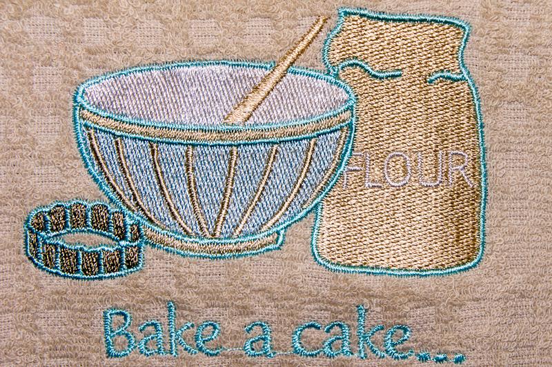 7 February: Bake a Cake