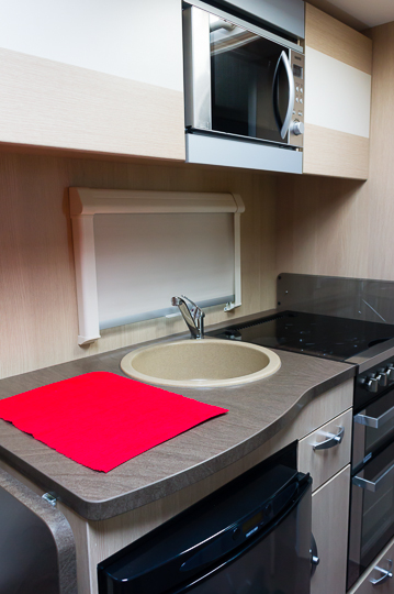 9 February: Caravan Kitchen