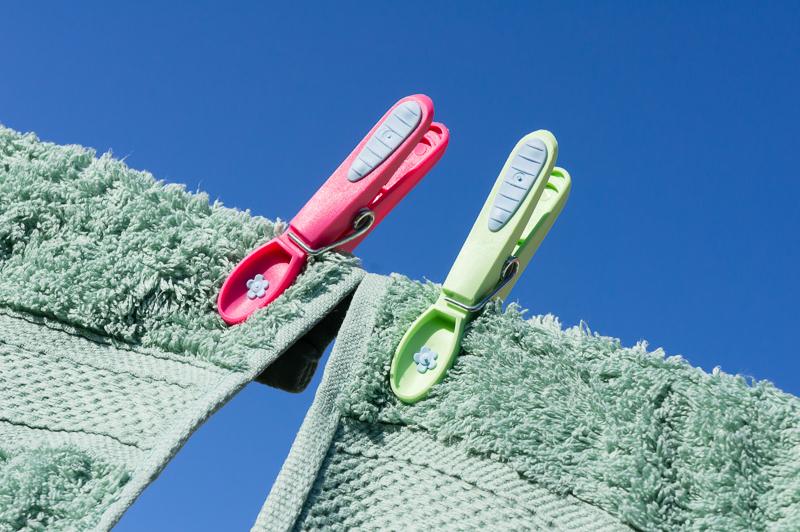 15 February: Washing!