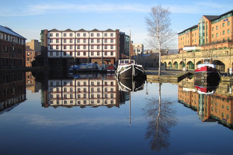 19 November - Victoria Quays Sheffield