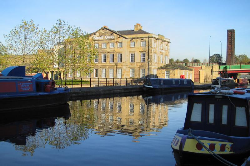 Victoria Quays - Sheaf House