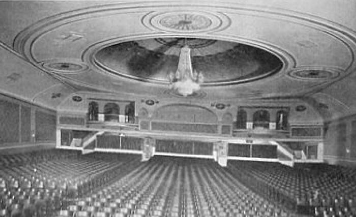 The Loews Inwood Theater