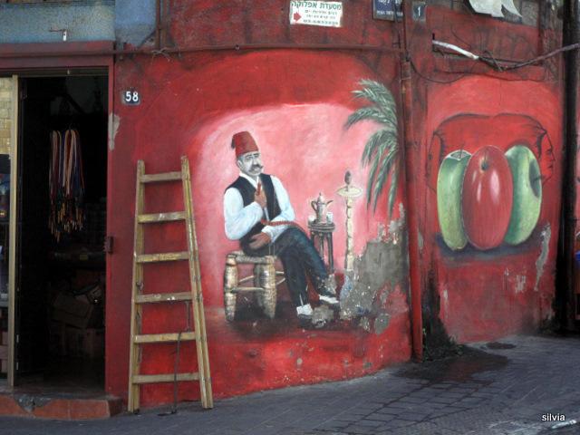 esquina de Jaffa