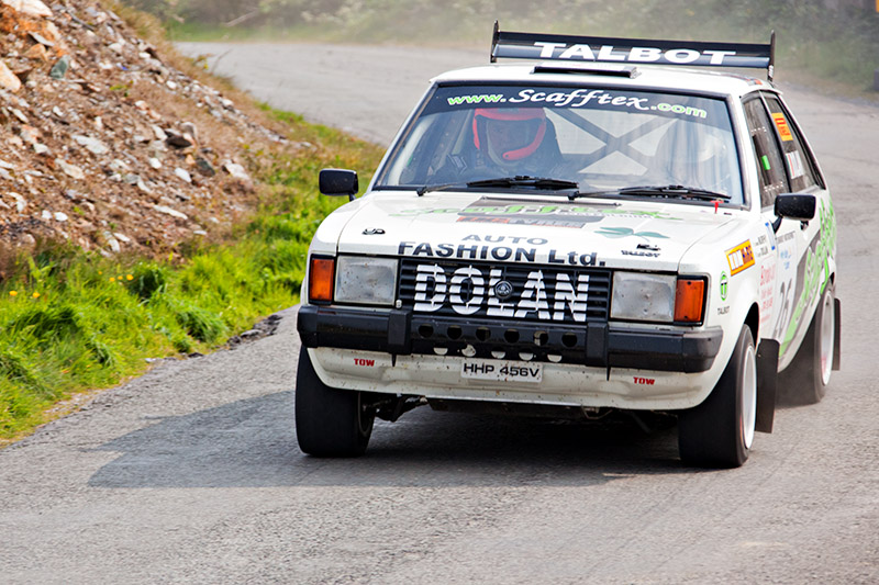 Rally of the Lakes 2011