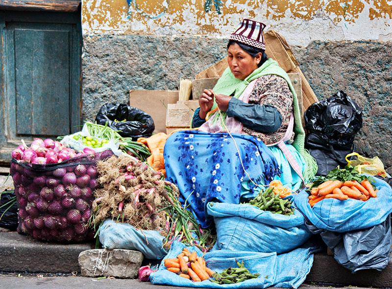 Street Market
