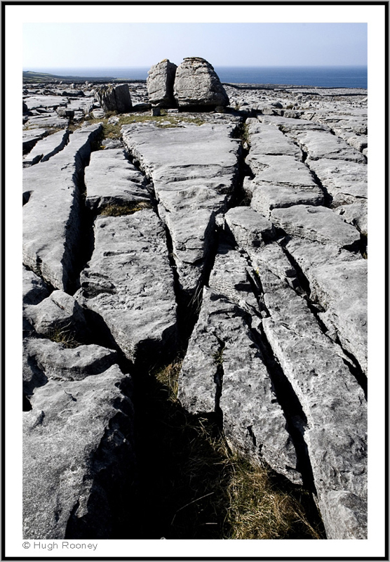 IRELAND - COUNTY CLARE - THE BURREN