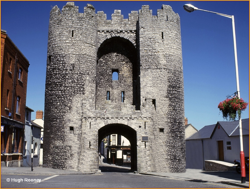 IRELAND - CO.LOUTH - DROGHEDA - ST LAURENCES GATE