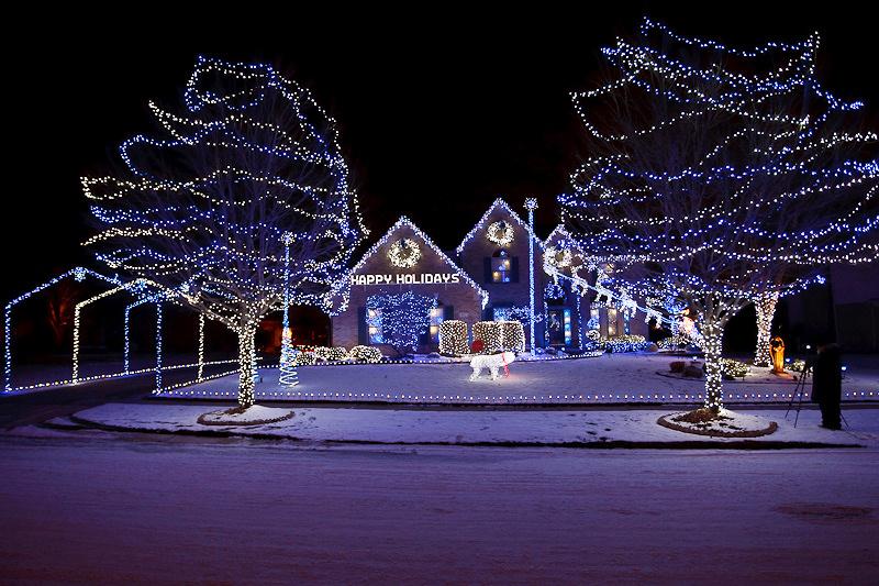 Amazing Holiday Display!