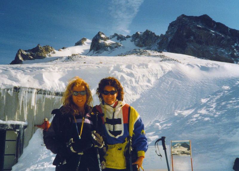 BFF  on Timberline