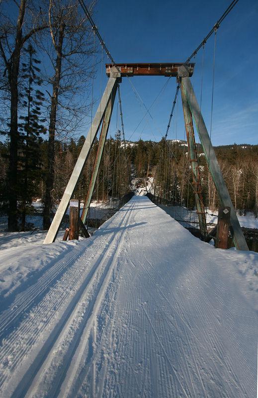 Groomed Bridge