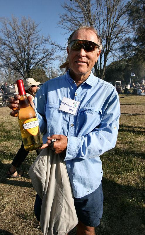 1Ken shows his Pacific Crest Chardonnay.jpg