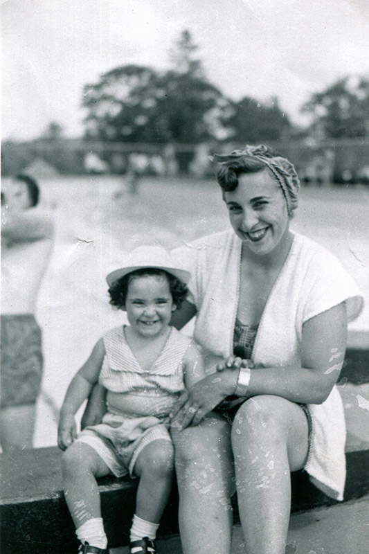 Mom and Karen - 1952.jpg