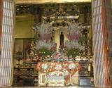 Hongan-Ji interior