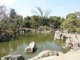 Nijo Castle - gardens