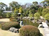 Nijo Castle - more gardens